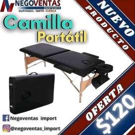 Camilla portátil RESISTENTE