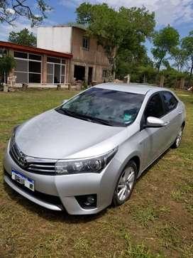 Toyota Corolla XEI 1.8 CVT 2017 automatico