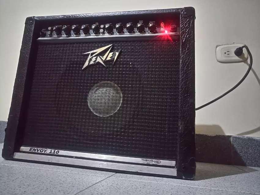 Amplificador de guitarra 40 watts peavey envoy 110