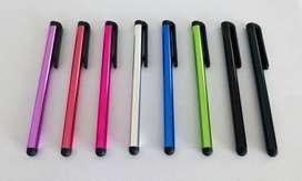 LAPIZ ÓPTICO CAPACITIVO TÁCTIL  CELULAR TABLET PC PANTALLA TÁCTIL iPhone iPad Smartphone lápices ópticos