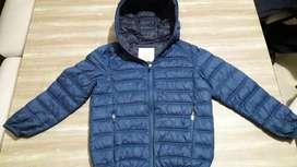 chaqueta impermeable, jean, camisetas talla 6 ZARA, U.S. POLO ASSN