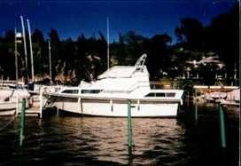 Oportunidad barco plástico Galapagos 1983  doce metros