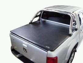 Tapas Rebatibles por m2 para Amarok, Chevrolet,Ranger, Toyota, Nissan, Mitsubishi, Saveiro Fiat, Renault Duster, etc.