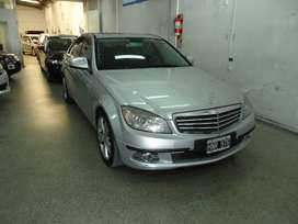 Mercedes Benz Clase C C200 Avantgarde Aut Plus 1.8 año 2008 - Archanco Automotores
