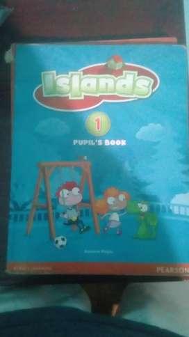Inslands 1 pupil' s book