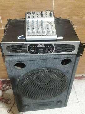 Vdo.equipo de audio poco uso muy buen estado.