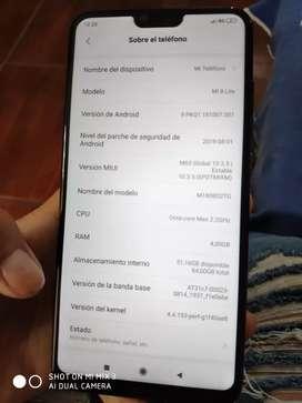 Xiaomi Mi 8 versión global lite