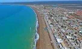 Playa Union, Chubut