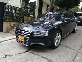 Audi A8 modelo 2009