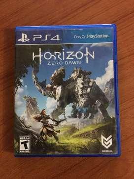 Horizon Zero Dawn vendo o cambio