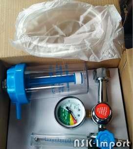 Regulador Manómetro De Oxígeno Medicinal