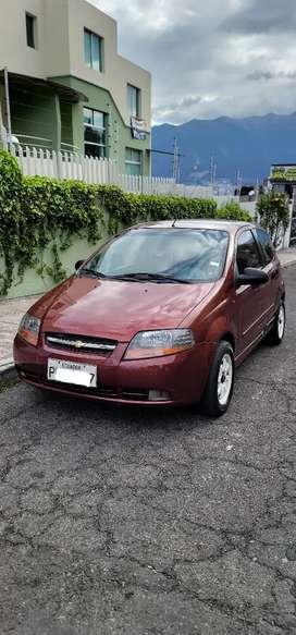 Chevrolet Aveo 3P 2008