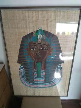 Cuadro papiro