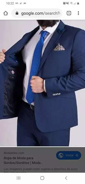 URGENTE  Vendo saco hombre de vestir Talle 56