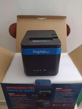Impresora Termica para sistema de facturación Posventa