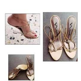 Sandalias Altas de excelente Marca