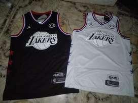 NBA Jersey de los Ángeles Lakers