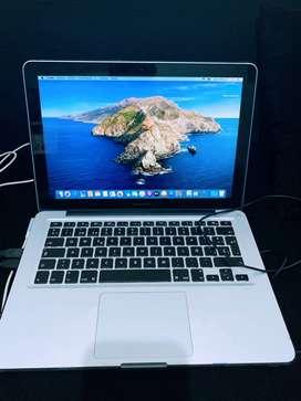 MacBook Pro 13 i5, 8 RAM, 500GB, cero rayones, único dueño