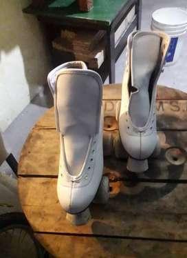 Vendo patines daiwa 35-36