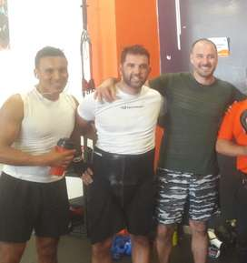 Clases de Boxeo y Fit boxing Particulares / Private boxing and Fitboxing Classes