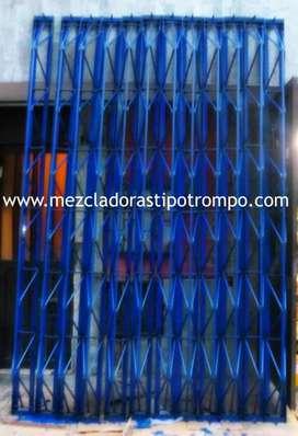 Cerchas Metálicas 3.00 mts JD
