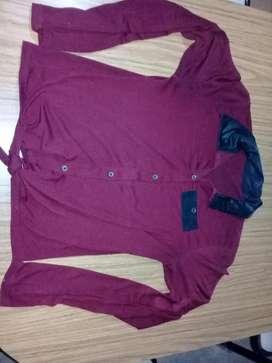 Camisa Manga Larga Talle 1