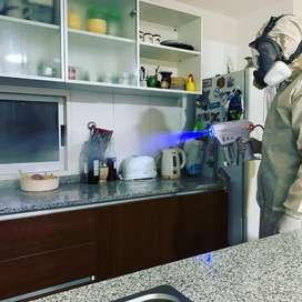 Desinfecciones en Quilmes