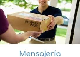 Mensajeria mandados seguridad total La Plata y alrededores, Quilmes, CABA