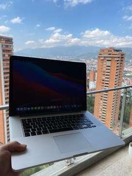 MacBook Pro Retina 15' 2015