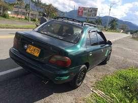 Hyundai Accent mod 96 gangazo