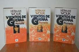 VIENTOS DE GUERRA  NOVELA Y MINISERIE DETELEVISIÓN