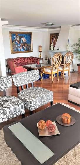 Departamento venta 363 m2 Colinas del Pichincha / El Bosque / Granda Centeno, 3 dormitorios, terraza 100 m2, Quito Norte