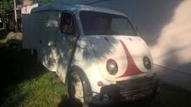 Camioneta Dkw Furgon 1966.