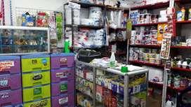 Venta de negocio-local de productos de aseo personal, hogar, mascotas y alimentos
