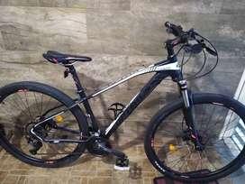 GANGAZO: Bicicleta MTB OPTIMUS TUKANA full LUMINIO de 9V
