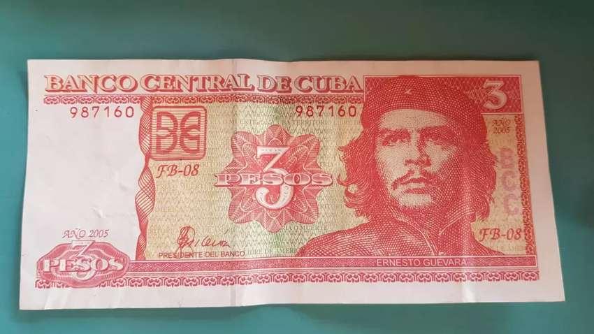Billete del Che Guevara Cubano