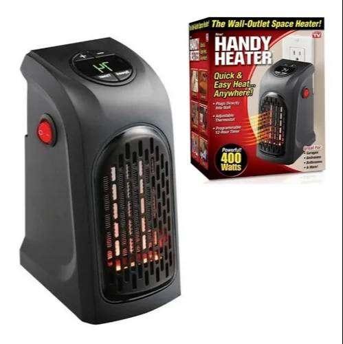 Calentador Ambiente Portátil Calefactor De Pared