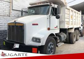 CAMION KENWORTH T-800 BLANCO 1998 VOLQUETE - JC UGARTE IMPORT S.A.C
