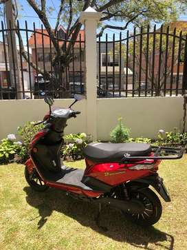 ZP MOTO ELECTRICA 108D WORK / DELIVERY