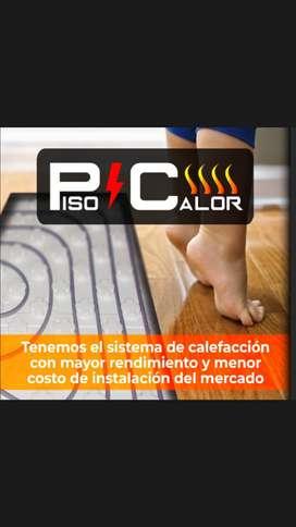 Calefacción por Losa Radiante Eléctrica PISO CALOR
