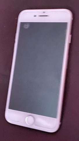 Se vende celular iphone 7
