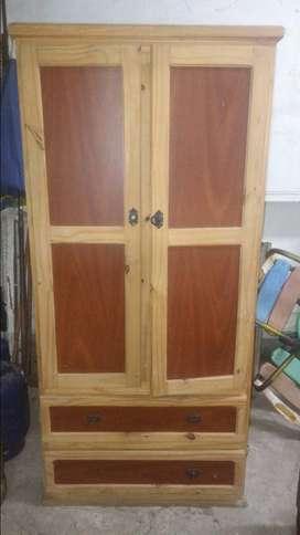 Ropero 2 puertas