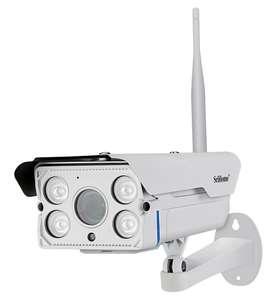 Camara Ip Tubo Wifi Audio Sricam Micro Sd 1080 Agua 40m 5x