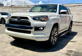 Toyota 4runner version americana full equipo año 2017 con 16.000 millas