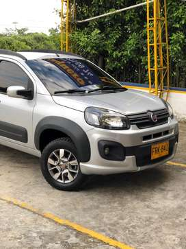 FIAT UNO WAY 2019 FULL EQUIPO