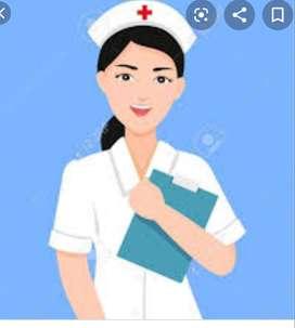 Enfermera en casa