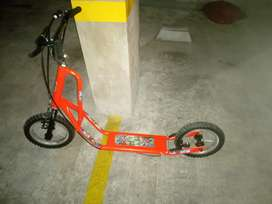 Bici patineta BMX