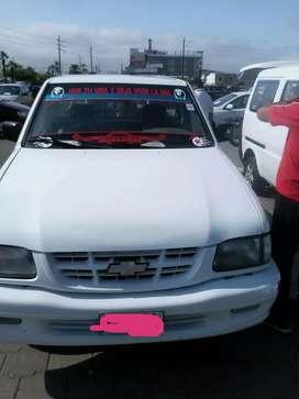 Se vende camioneta chevrolet luv del año 1998 en buen estasdo