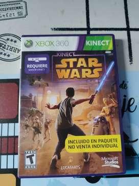 Juego Star Wars Kinect Original Xbox-360 Cambio por otro artículo