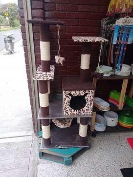 Gym para gatos